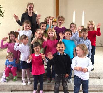 Macht mit beim KinderCHORprojekt! // Foto: Goemmer