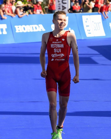 Simon Westermann - Triathlet