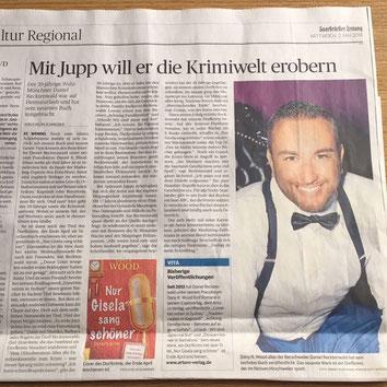 Saarbrücker Zeitung, 02.05.2018