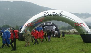 Boardairline Biotech Wettkampf für Paragleiterpiloten