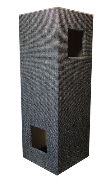 Kratzturm Large Pure Edge anthrazit