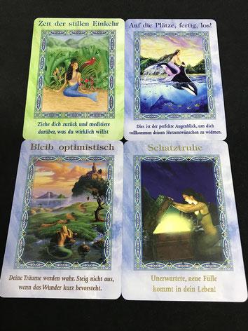 Der Zauber der Meerjungfrauen und Delfine von Doreen Virtue auf Phönixzauber