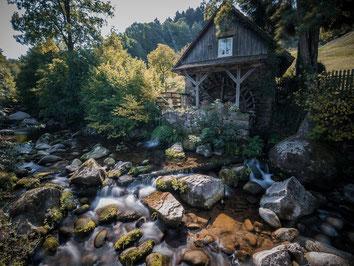 Rainbauernmühle.
