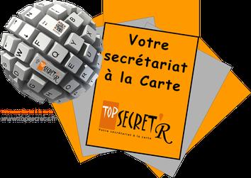 Top Secret'R, votre secrétariat à la carte