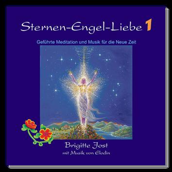 Brigitte-Devaia Art - Sternen-Engel-Liebe 1
