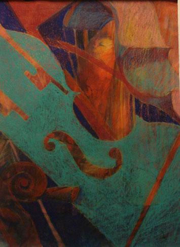 Violin Geflüster III