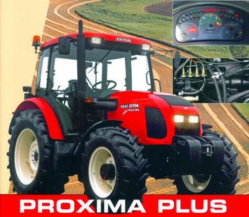 Zetor Proxima Plus 8541-10541