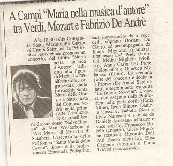 Quotidiano 14 Dic. 2002