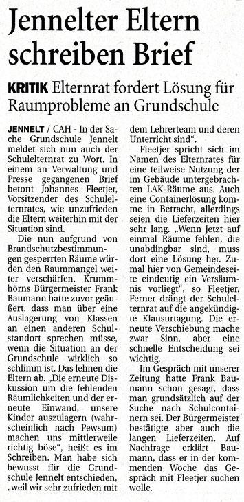 Ostfriesenzeitung 11.09.2021