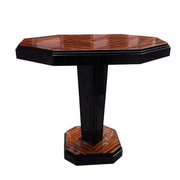 Art Deco Beistelltisch, Art Deco Tisch