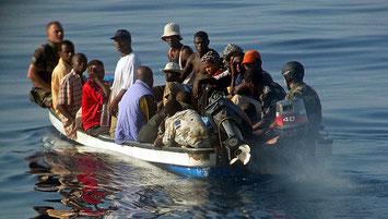 "Imbarcazioni ""kwassa kwassa"""