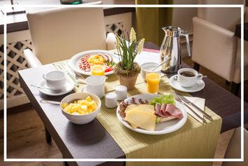 Unsere Frühstücksvariationen