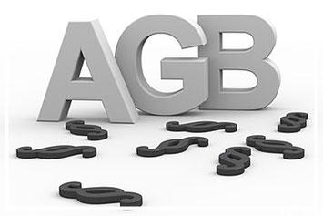 Unsere allgemeinen Geschäftsbedingungen (AGB)