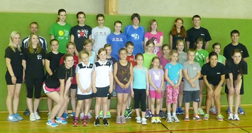 Bilder vom Rope Skipping Workshop 2013