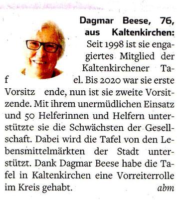 Hamburger Abendblatt 25.09.2020