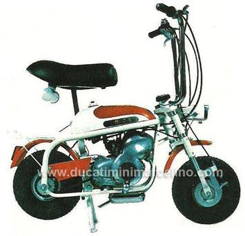 Mini Marcelino Primerísima Híbrida con motor de  carcasas