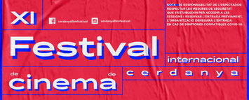 Festival Internacional de Cinema de Cerdanya - Rètol