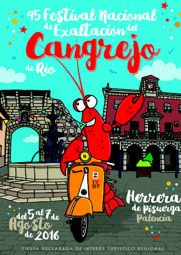 Festival del Cangrejo de Río de Herrera de Pisuerga