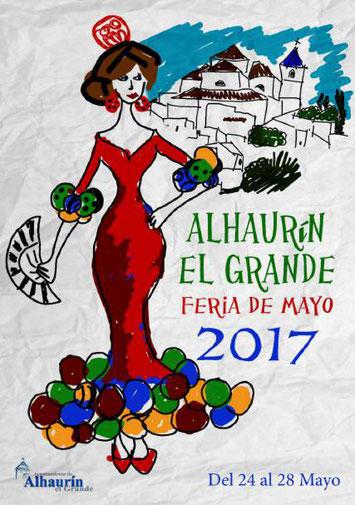 Feria de Mayo en Alhaurín el Grande