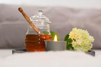 Honigmassagen im TPZ