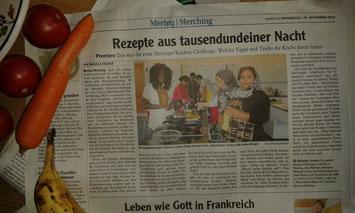 Pressetext und Artikel: Manuela Krämer