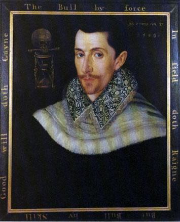 John Bull (1562 – 1628) © Bild Wikipedia