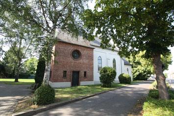 Roettgen, Venatntius-Kapelle