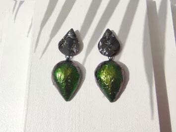 Ohrringe von Michelle Kraemer - Atelier STOSSIMHIMMEL