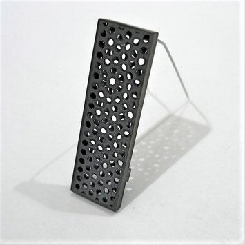 Brosche aus Silber von Eva Tesarik - Atelier STOSSIMHIMMEL