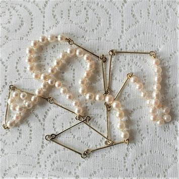 Perlenkette von Eva Tesarik - Atelier STOSSIMHIMMEL