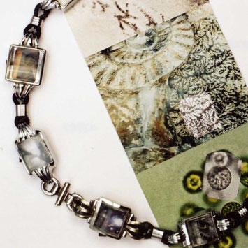 Uhrenkette von Eva Tesarik - Atelier STOSSIMHIMMEL