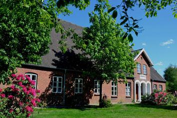 Landurlaub, Ferienwohnungen in Schleswig-Holstein, Luhnstedt,