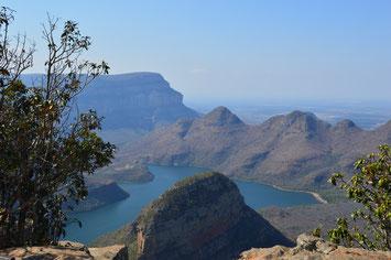 Blyde River Canyon, Südafrika-Rundreise