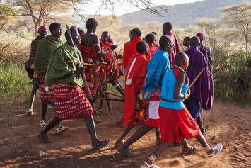Il Ngwesi Lodge Kenia Safari
