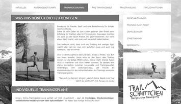 Julia Böttger | Trailschnittchen - Bergeweise Bewegung