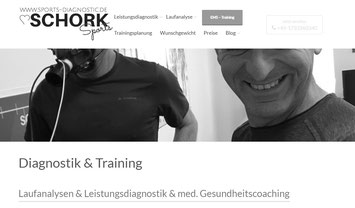 Trainingsplanung und Coaching mit Schork Sports