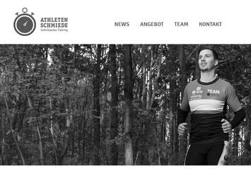 Trainingsplanung und Coaching mit der Athleten Schmiede Austria | Sebastian Heider