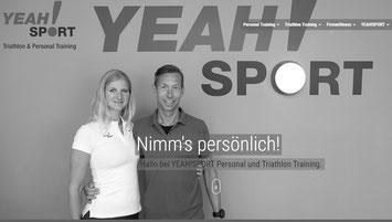 Trainingsplanung und Coaching mit YEAH!Sport