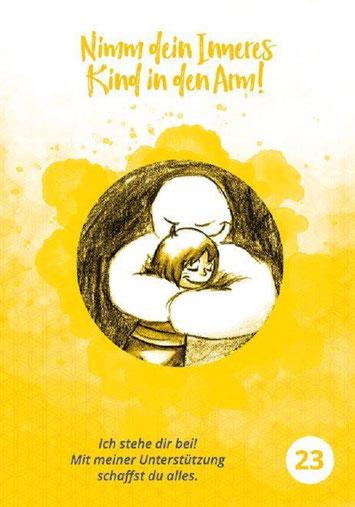 Eine meiner Lieblingskarten! (Illustration: Martina Sophie Pankow - Layout: Katarzyna Tichnowetzki)