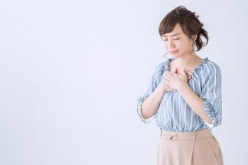 咳で肋骨やサコツがゆがみ呼吸が苦しくなる 高崎市 整体