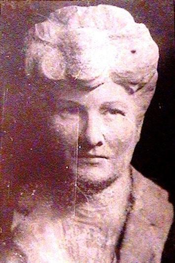 (16) А.И. Серебренникова, свояченица скульптора (1906г.)