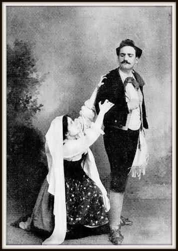 Tenore Enrico Caruso
