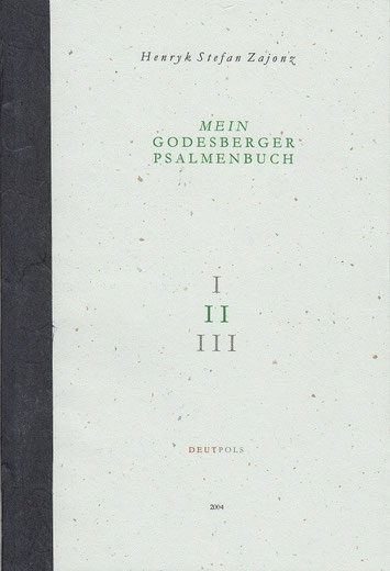 Stefan Zajonz, Psalmen Bd.6 / Ps 64-72 / Deutpols, 5 Expl. 25.09.2004