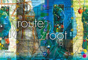 Greeting Card:2016 route & root