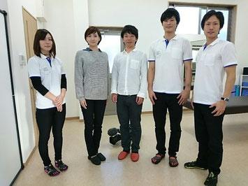 日本海テレビさん取材