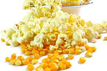 Bio-Popcorn