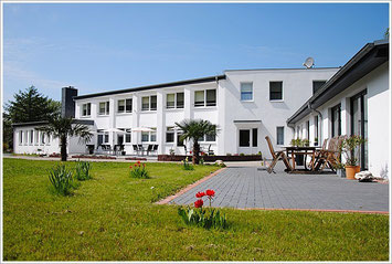 Weiße Möwe - Insel Rügen