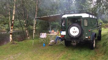 Campingplatz Prejkestolen
