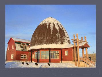 Выставочный зал Черкехского историко-мемориального музея