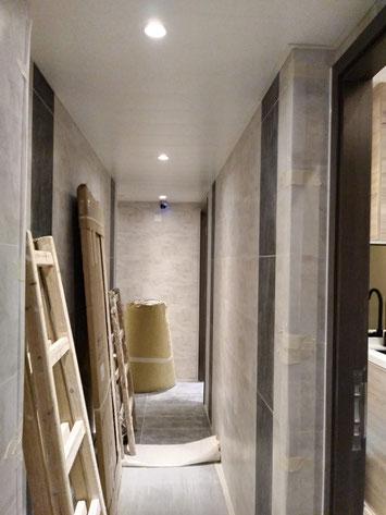 劏房裝修:磚間